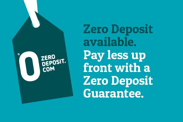 zero-deposit zero - Bentley Hurst